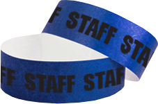 event wristbands, paper wristbands, security wristbands, cheap wristbands, tyvek wristbands, uk, staff wristbands